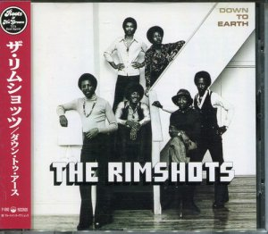The Rimshots - Down To Earth + Soul Train (1994)