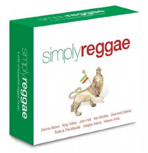 VA - Simply Reggae [4CD Box Set] (2005)