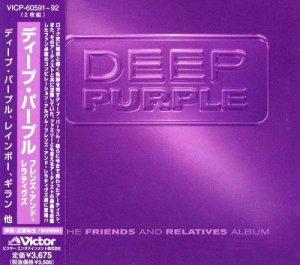VA - Deep Purple: The Friends And Relatives Album (1999) [2CD Japan Press]