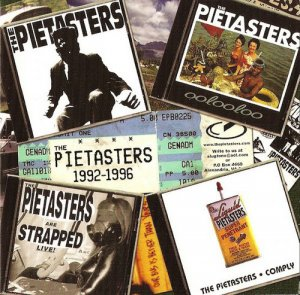 The Pietasters - The Pietasters 1992-1996 [3CD Box Set] (2003)