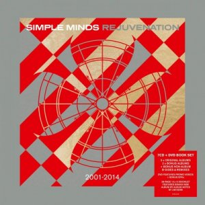 Simple Minds - Rejuvenation 2001-2014 (2019) [DVD9]