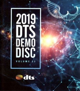 DTS Demo Disc Vol.23 (2019) [Blu-Ray UHD]