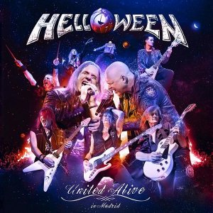 Helloween - United Alive (2019) [2xBlu-ray]