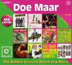 Doe Maar - The Golden Years Of Dutch Pop Music (A&B Kanten) [2CD Set] (2018)