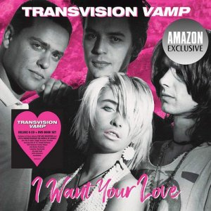Transvision Vamp - I Want Your Love [6CD Amazon Exclusive Edition] (2019)