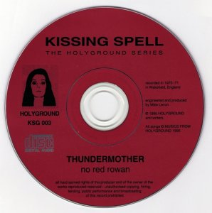 Thundermother – No Red Rowan (1971) [Reissue] (1995)