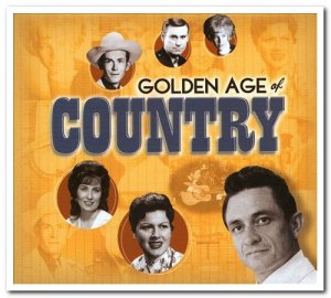 VA - Golden Age of Country [10CD Box Set] (2009)