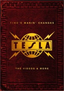 Tesla - Time's Makin' Changes. The Videos & More (2002) [DVD9]