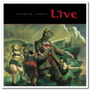 Live - Throwing Copper [25th Anniversary Edition] (1994) [CD & WEB 2019]