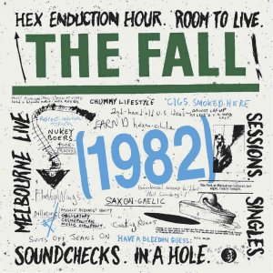 The Fall - 1982 [6 CD Box Set] (2019)