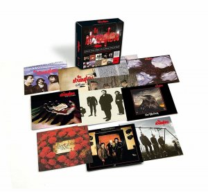 The Stranglers - Giants And Gems: An Album Collection - 40th Anniversary [11 CD Box Set] (2014)