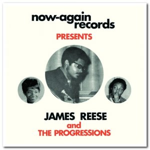 James Reese & The Progressions - Wait For Me [2CD Set] (2019)