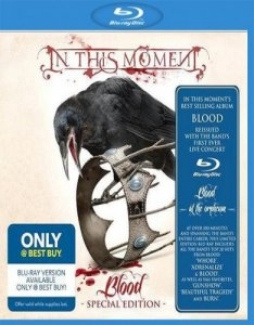 In This Moment - Blood At The Orpheum (2014) BDRip
