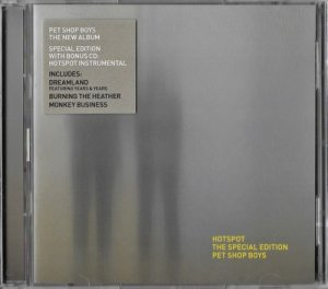 Pet Shop Boys - Hotspot [The Special Edition] [WEB] (2020)