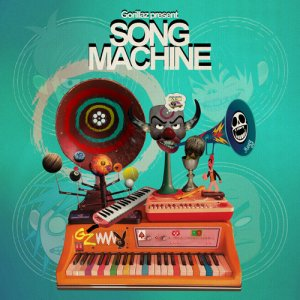 Gorillaz - Song Machine Episode 1 (EP) [HDtracks] (2020)