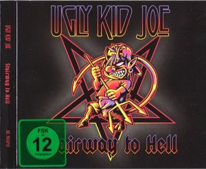 Ugly Kid Joe - Stairway To Hell [EP, Limited Edition] (2013)