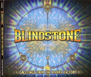 Blindstone - Greetings From The Karma Factory (2012)
