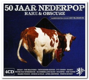 VA - 50 Jaar Nederpop: Rare & Obscure [4CD Box Set] (2008)