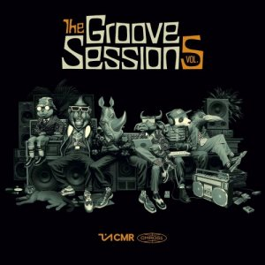 Chinese Man, Scratch Bandits Crew, Baja Frequencia - The Groove Sessions, Vol. 5 [WEB] (2020)