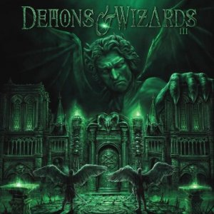 Demons & Wizards - III (Deluxe Edition) [HD Tracks] (2020)