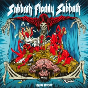 Fleddy Melculy - Sabbath Fleddy Sabbath [WEB] (2020)