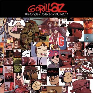Gorillaz - The Singles Collection 2001-2011 (2011) [DVD5]