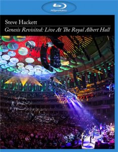 Steve Hackett - Genesis Revisited: Live At The Royal Albert Hall (2014) BDRip