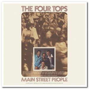 The Four Tops - Main Street People (1973) [Vinyl]