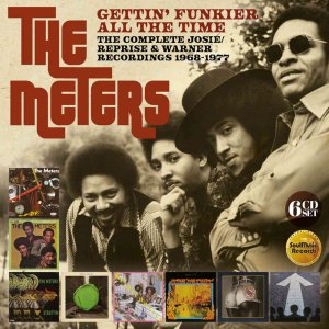 The Meters - Gettin' Funkier All the Time The Complete Josie, Reprise and Warner Recordings 1968-1977 [WEB] (2020)