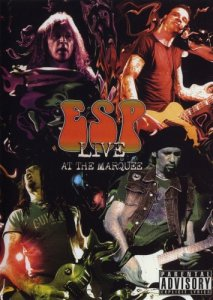 ESP (Eric Singer Project) - Live At The Marquee (2006) [DVD5]
