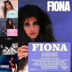 Fiona - Discography [5CD Collector's Edit. Remastered & Reloaded] (1985-2011)