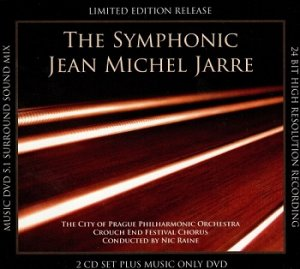 Jean Michel Jarre - The Symphonic [Audio-DVD] (2006)