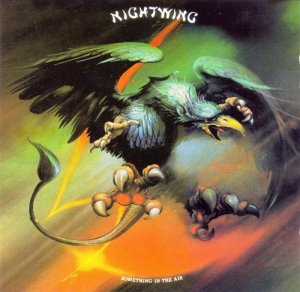 Nightwing - Something In The Air [Reissue] (1980)