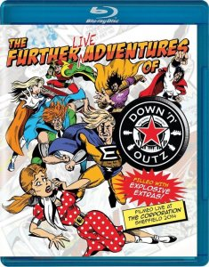 Joe Elliott's Down 'N' Outz - The Further Live Adventures Of... (2017) [Blu-ray]