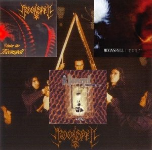 Moonspell - Singles And EP [4CD] (1994, 1997, 2003)