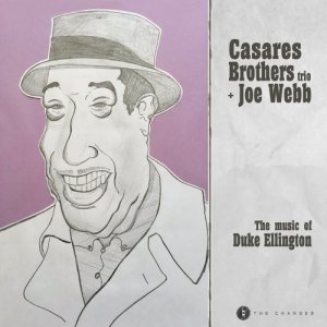 Casares Brothers Trio - The Music of Duke Ellington [HD Tracks] (2020)