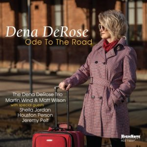 Dena DeRose - Ode to the Road [WEB] (2020)