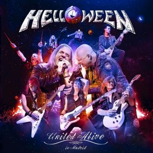 Helloween - United Alive in Madrid [HD Tracks] (2019)