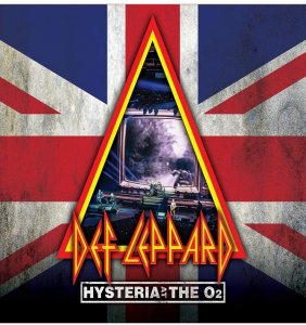 Def Leppard - Hysteria At The O2 (2020) [Blu-ray]