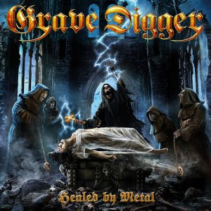 Grave Digger - Healed By Metal [HD Tracks] (2017)