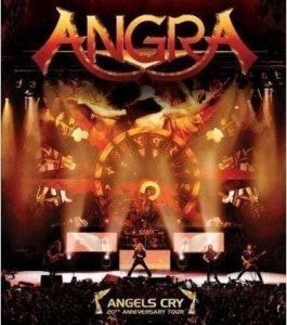 Angra - Angels Cry: 20th Anniversary Tour (2013) [Blu-ray]