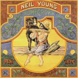Neil Young - Homegrown [WEB] (2020)