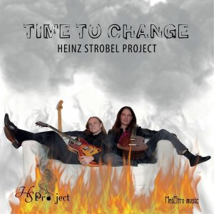 Heinz Strobel Project - Time to Change [HD Tracks] (2020)