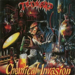 Tankard - Chemical Invasion [Reissue 1988] (1987)