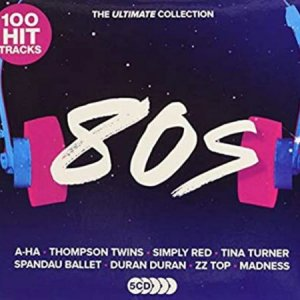 VA - 100 Hit Tracks The Ultimate Collection 80s (2020)