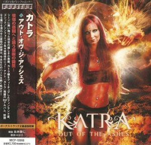 Katra - Out Of The Ashes (Japan Edition) (2010)