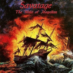 Savatage - The Wake of Magellan [Remastered 2014] (1997)