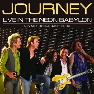 Journey - Live In The Neon Babylon [WEB] (2020)