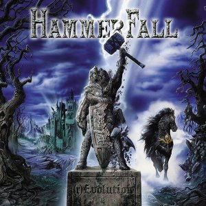 HammerFall - (r)Evolution [HD Tracks] (2014)