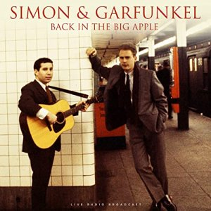 Simon & Garfunkel - Back in the Big Apple [WEB] (2020)
